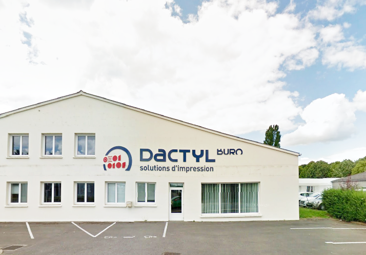 Mon agence Dactyl à Chartres