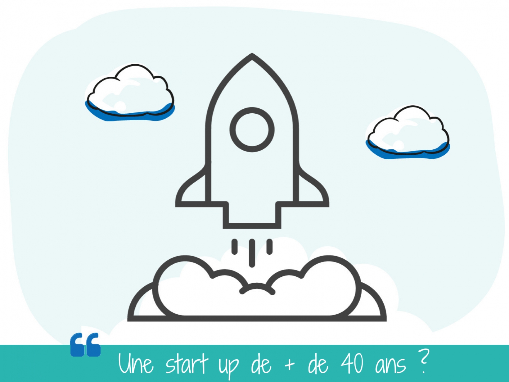 Une start up de + de 40 ans ?